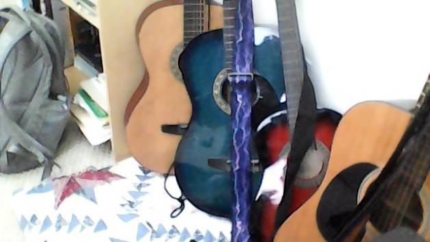 Jungle Juice by ?mr browntone a'little blue lachinga guitar que?