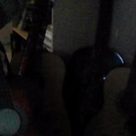 Lachinga Guitar - Flipmode Respect (take 1) [cave music]